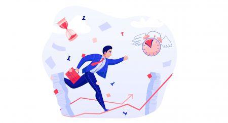 Ne précipitez pas le processus de trading et vous réussirez avec Olymp Trade