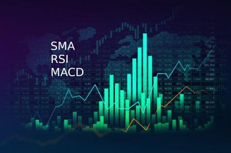 Comment connecter le SMA, le RSI et le MACD pour une stratégie de trading réussie dans Olymp Trade