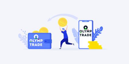 Comment accélérer vos retraits sur Olymp Trade