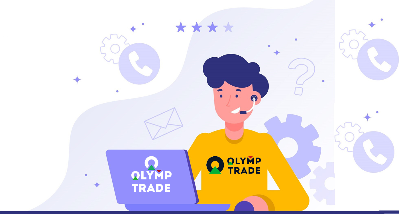 Comment contacter l'assistance Olymp Trade