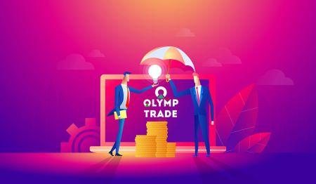 Comment rejoindre le programme d'affiliation et devenir partenaire d'Olymp Trade