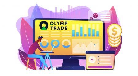 Comment trader sur Olymp Trade pour les débutants