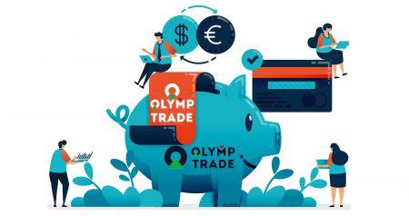 Comment s'inscrire et déposer de l'argent sur Olymp Trade