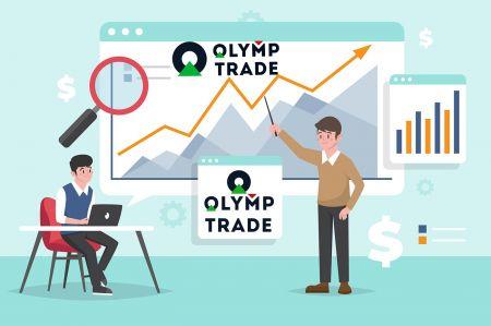 Comment s'inscrire et échanger sur Olymp Trade