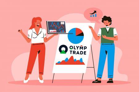 Comment démarrer Olymp Trade Trading en 2021: un guide étape par étape pour les débutants