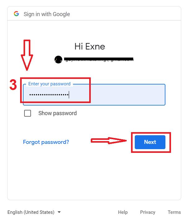 Comment s'inscrire et se connecter à un compte dans Olymp Trade